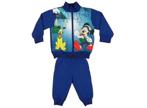 Disney bolyhos Szabadidő szett - Mickey Mouse #kék 30872949