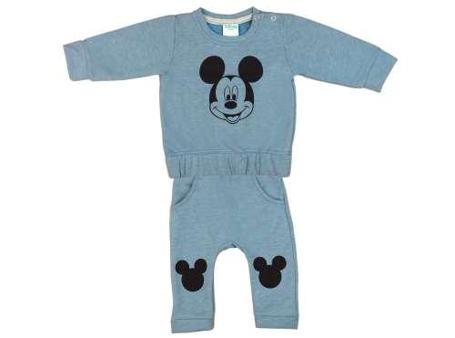 Disney bolyhos Szabadidő szett - Mickey Mouse #kék