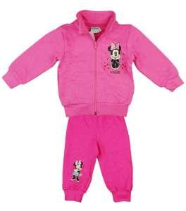 Disney Szabadidő szett - Minnie Mouse #rózsaszín 30873386 Gyerek melegítő