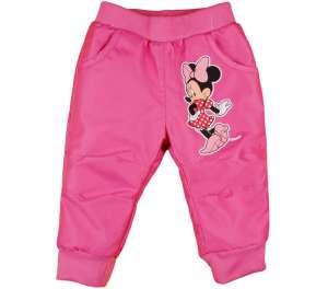 Disney bélelt vízlepergetős Nadrág - Minnie Mouse #rózsaszín 30874783 Gyerek esőkabát, esőruházat