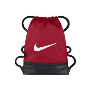 Nike Brasilia Gymsack Tornazsák #piros 30875670 Tornazsák, sporttáska