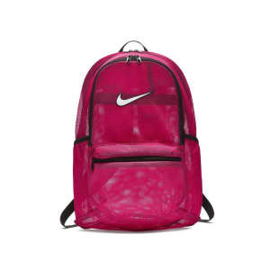 Nike Brasilia Mesh hálós kialakítású Hátizsák #rózsaszín 31088066 Nike