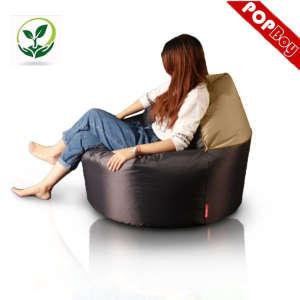 XL 2in1 Fotel + Puff #barna 30878424 Babzsák fotel, ülőke