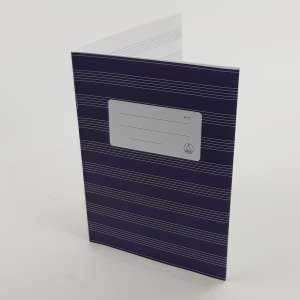 Hagyományos hangjegy Füzet 30879058 Rajzlap, írólap