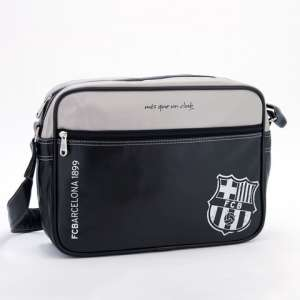Oldaltáska - FC Barcelona #fekete-szürke 30879408 Tornazsák, sporttáska