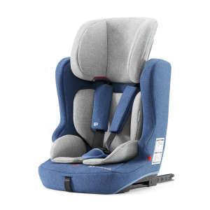 Kinderkraft Fix2Go ISOFIX biztonsági Gyerekülés 9-36kg #kék-szürke 30879418 Csak akciós termékek