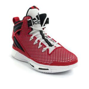Adidas D Rose 6 Boost Junior fiú Kosárlabda cipő #piros 30879591 Gyerekcipő sportoláshoz
