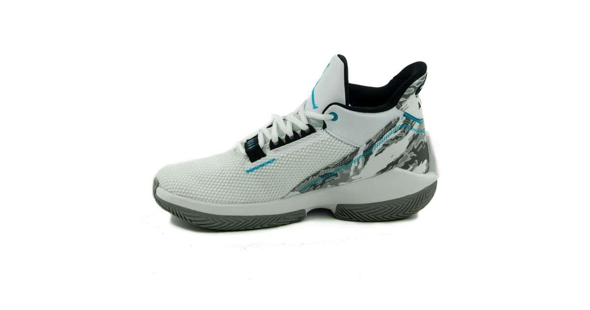 Nike Jordan 2X3 férfi Kosárlabda cipő #fehér