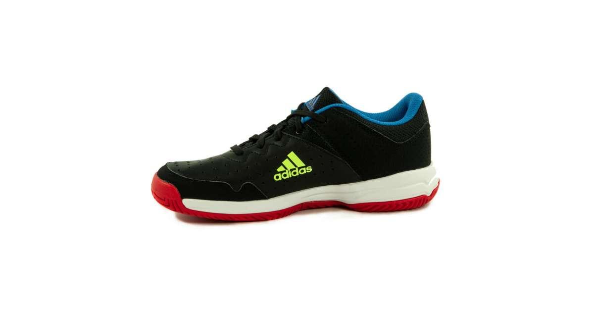 Adidas Court Stabil Junior gyerek Kézilabda cipő #fekete   Pepita.hu