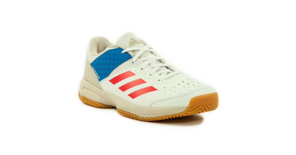 Adidas Court Stabil Junior gyerek Kézilabda cipő #fehér   Pepita.hu