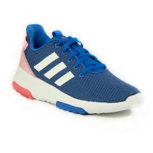 Adidas Cf Racer Tr K lány Futócipő #kék 30879686 Gyerekcipő sportoláshoz