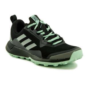 Adidas Terrex Cmtk W női Túracipő #fekete-zöld 31235635 Női sportcipő