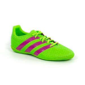 Adidas Ace 16.4 In J gyerek Foci cipő #zöld 30879734 Cipők gyerekeknek