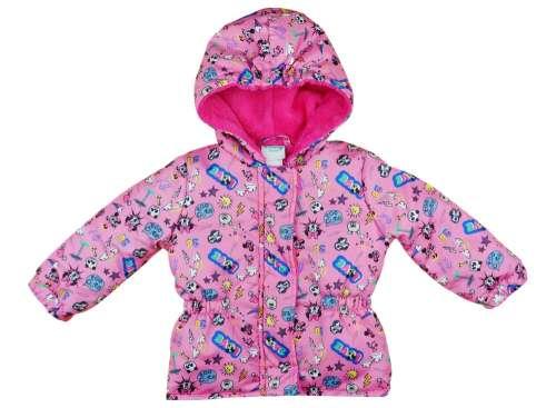 Disney lányka Télikabát - Minnie Mouse #rózsaszín