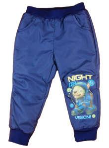 Paw Patrol/ Mancs őrjárat fiú bélelt vízlepergetős nadrág 30884054 Gyerek esőkabát, esőruházat