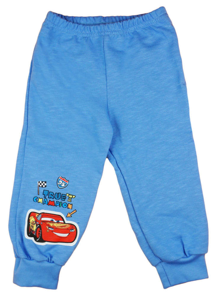 Pamut gyerek nadrág 140cm #kék   Pepita.hu