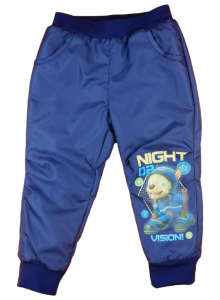 Paw Patrol/ Mancs őrjárat fiú bélelt vízlepergetős nadrág 30884091 Gyerek esőkabát, esőruházat