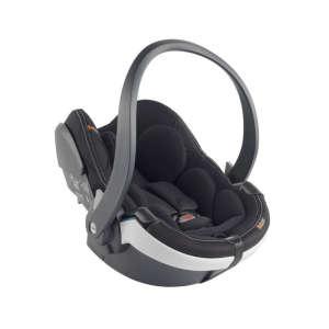 BeSafe iZi Go Modular i-Size babahordozó - 50 Car Interior Black 30884719 Hordozók