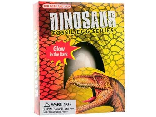 Dinoszaurusz sötétben világító régész játék