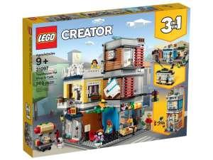 LEGO® Creator Kisállat kereskedés és kávézó 31097 31044220 LEGO Creator