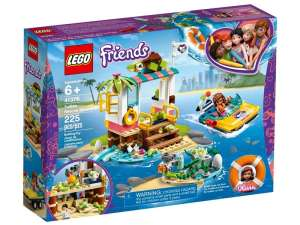 LEGO® Friends Teknős mentőakció 41376 31035868 LEGO Friends