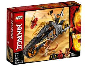 LEGO® Ninjago Cole cross motorja 70672 31038183