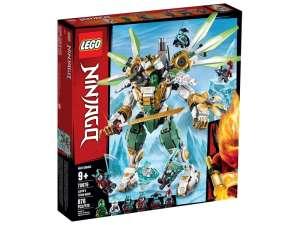 LEGO® Ninjago Lloyd mechanikus titánja 70676 31040682 LEGO NINJAGO
