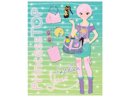 Princess Top Fashion Year matricás tervező