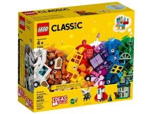 LEGO® Classic A kreativitás ablakai 11004 31029419 LEGO Classic