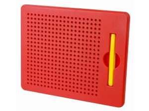 Mágneses rajz 380 darabos készlet 31041473 Rajztábla, írótábla