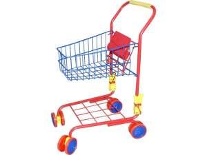 Kosaras bevásárló kocsi 31023535 Boltos játék, bevásárlás