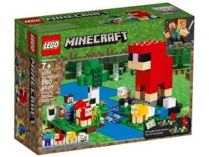 LEGO® Minecraft gyapjúfarm 21153 31032135 LEGO Minecraft