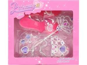 Hercegnő ékszer készlet cipővel 31027183 Szépítkezőasztal, sminkszett, illat