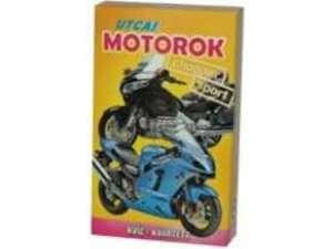 Utcai motorok kártya 31032384 Kártyajáték