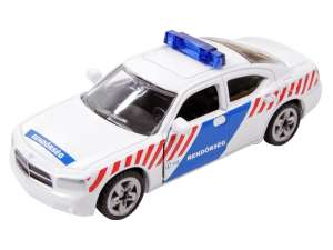 SIKU Magyar rendőrautó készlet 1:87 - 1824 31026330 Modell, makett