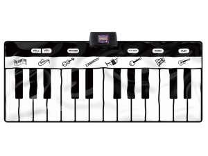 Zongora óriás játszószőnyeg 31040787 Táncszőnyeg