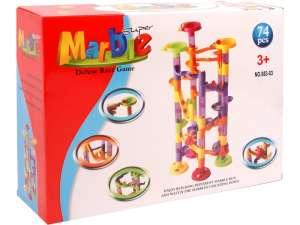 Marble műanyag Építőjáték 74db 31029517 Műanyag építőjáték