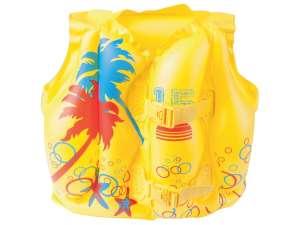 Bestway trópusi Úszómellény #sárga