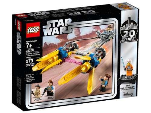 LEGO® Star Wars Anakin versenyfogata 75258