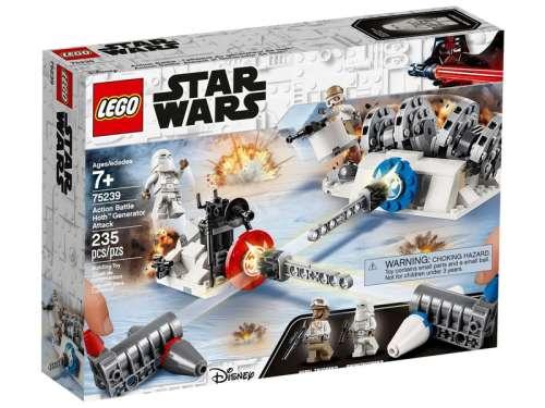 LEGO® Star Wars Hoth generátor támadás 75239