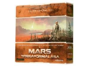 Fryxgames A Mars terraformálása Társasjáték 31042220 Fryxgames Társasjáték