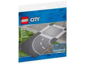 LEGO® City Kanyar és kereszteződés 60237 31037597 LEGO City