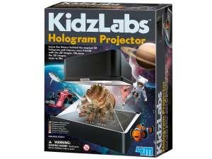 4M Hologram vetítő készlet 31040114 Tudományos és felfedező játék