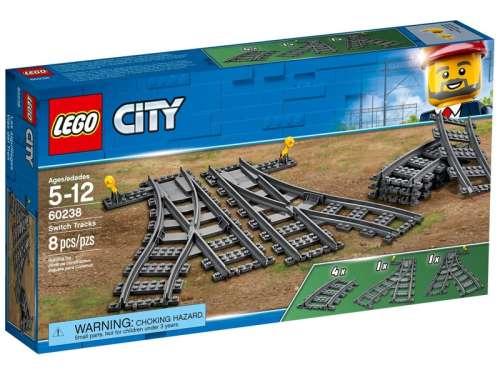 LEGO® City Vasúti váltó 60238