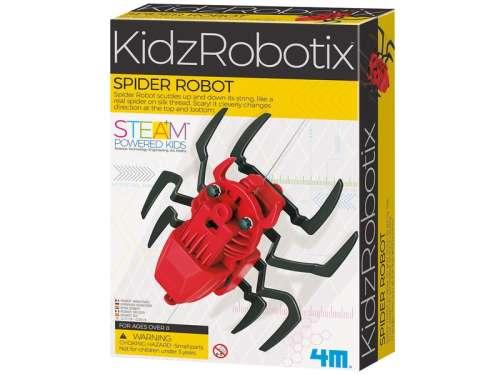 4M interaktív Robot 17cm - Pók