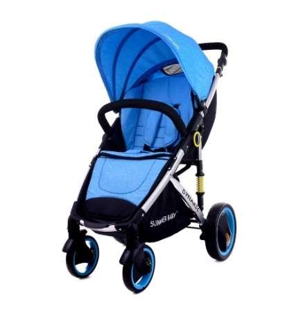 Summer Baby Dynamic sport Babakocsi #kék