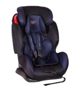 Summer Baby Malaga biztonsági Gyerekülés 9-36kg #kék-fekete 30972982 Gyerekülés