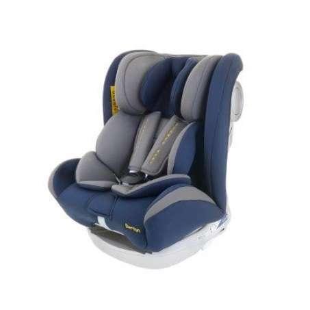 Summer Baby Berton SPS ISOFIX Gyerekülés 0-36kg #kék-szürke