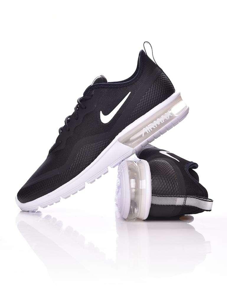 Nike Air Max Sequent 4.5 férfi Sportcipő #fekete | Pepita.hu