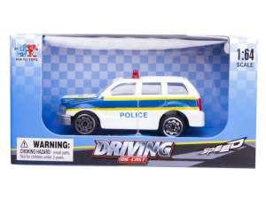 Fém Autó #fehér-fekete 31055794 Autós játékok, autó, jármű